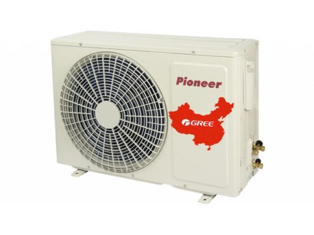 Pioneer Fortis KFRI50MW/KORI50MW inverter