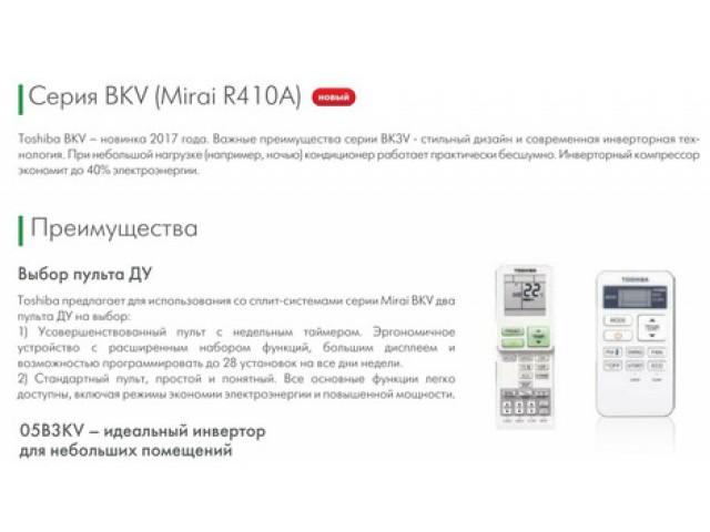 Toshiba RAS-05BKV/RAS-05BAV-EE inverter