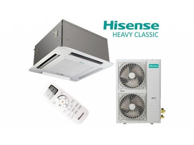 Hisense AUC-48HR4SHA/AUW-48H6SE1 кассетного типа