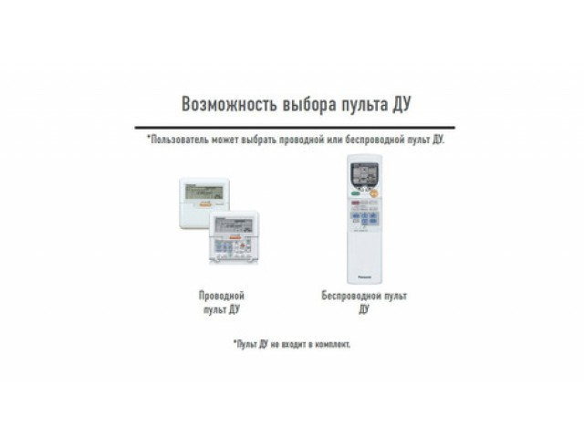 Panasonic S-F34DB4E5/U-B34DBE5 кассетного типа