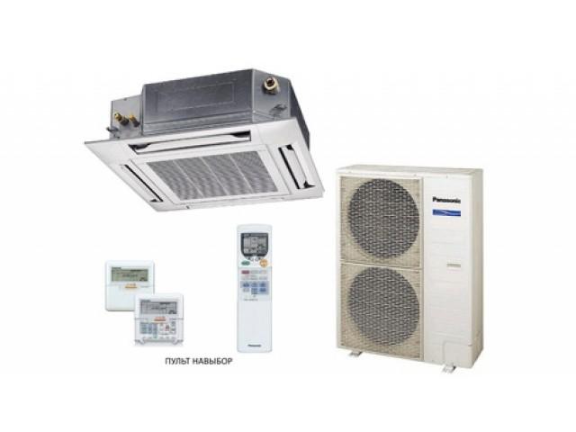 Panasonic S-F50DB4E5/U-B50DBE8 кассетного типа